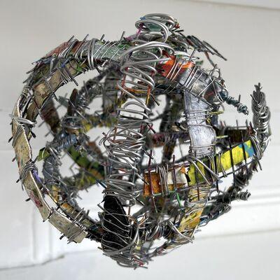 Francie Hester, 'Cluster #9', 2021