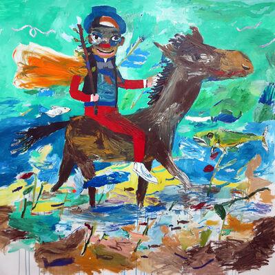 Starsky Brines, 'Mar De Fondo', 2020