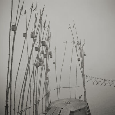 Kenro Izu, 'Eternal Light 516, #10, Varanasi, India', 2015