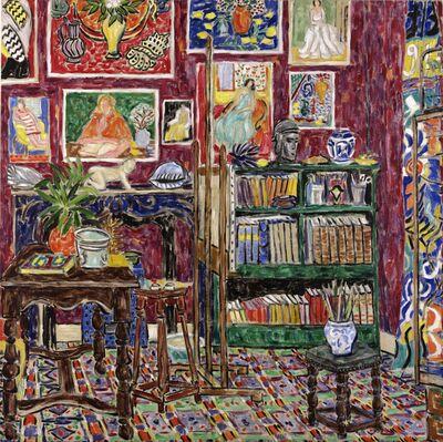Damian Elwes, 'Matisse's Studio in Vence', 2003