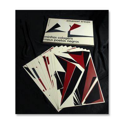 Emanoel Araujo, '10 Imagens Serigrafadas e Meus Poetas Negros', 2020