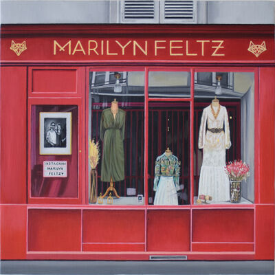 Marta Mezynska, 'Marilyn Feltz', 2020