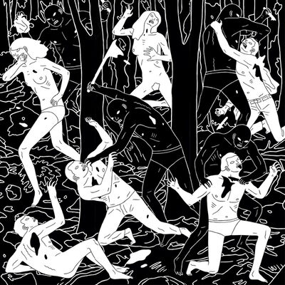 Cleon Peterson, 'In Nature Is Submission', 2013