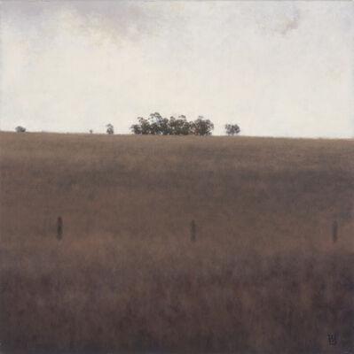 Ian Grant, 'Fence Line II', 2015
