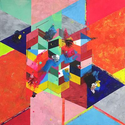 Liesbeth Willaert, 'Under DeConstruction', 2019