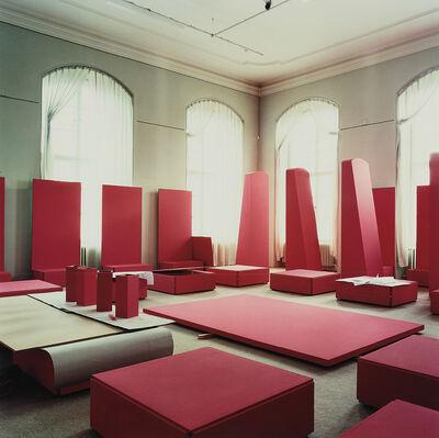 Candida Höfer, 'Museum für Völkerkunde Dresden I', 1999