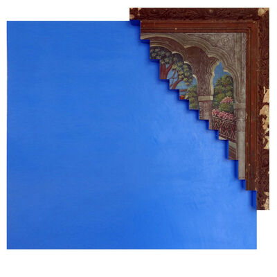 Nandan Ghiya, 'The Blue Screen Series', 2014-2015
