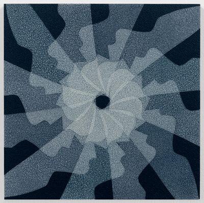 Marina Kappos, 'Frequency Study (Light Spiral)', 2021