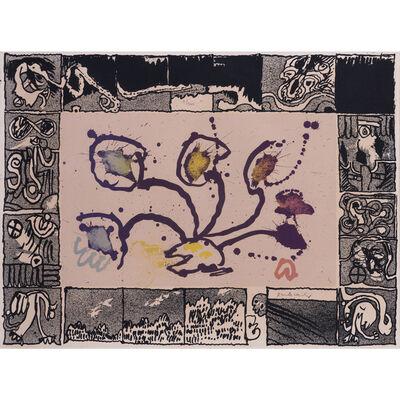Pierre Alechinsky, 'Tribord', 1968
