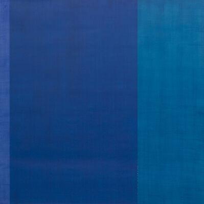 Juan José Cambre, 'Proporción Aurea (Blue / Blue), ', 2019