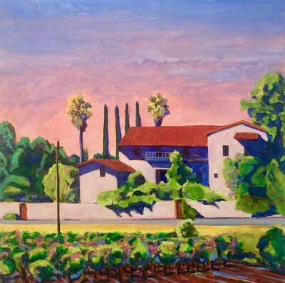 Anthony Montanino, 'Villa by the River', 2018