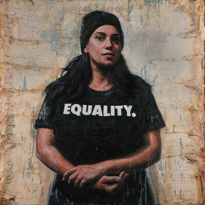 Tim Okamura, 'equality', 2019