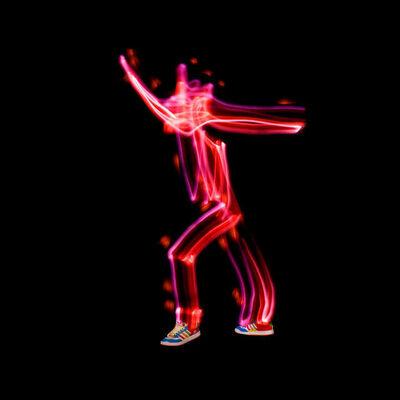 Patrick James Michel, 'Kinetic Colors - Pink', 2010