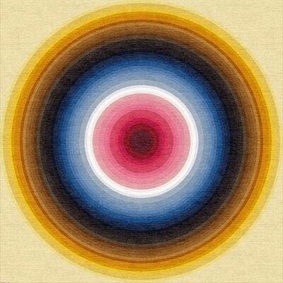 Yan Lei, 'Color Wheel Rug/Tapestry (TJ6019)'
