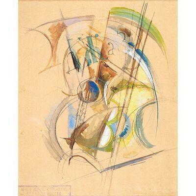 Alexander Vasylievich Schevchenko, 'Untitled', 1915