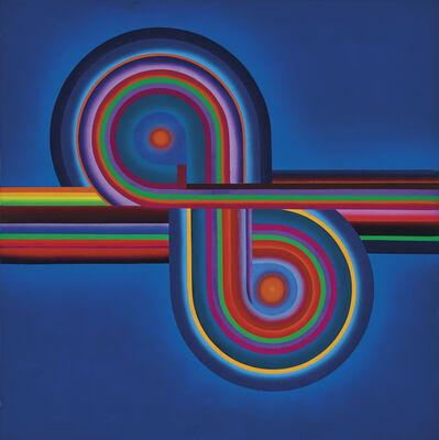 Kazuya Sakai, 'Vientos atravesados', 1975