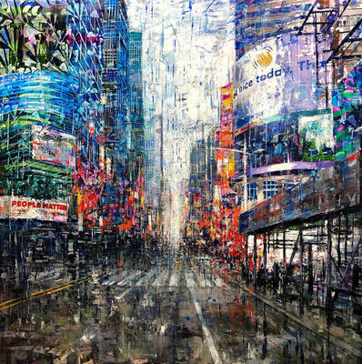 Antonio Sannino, 'Towards Times Square', 2019