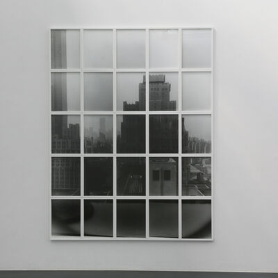 Reiner Leist | Window, installation view