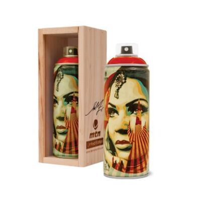 "Shepard Fairey, 'Target Exceptions ""Spray Can""', 2019"