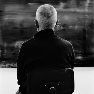 Anton Corbijn, 'Gerhard Richter, Cologne', 2010