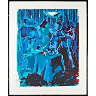 Allen Jones, 'Black Light', 1985