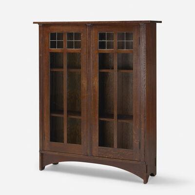 Harvey Ellis, 'bookcase, model 701', c. 1902