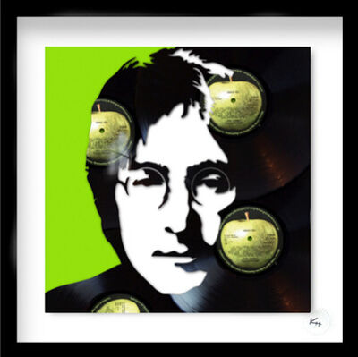 Keith Haynes, 'John Lennon - Shaved Fish'