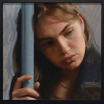 Nicholas Alm, 'In the Metro', 2016