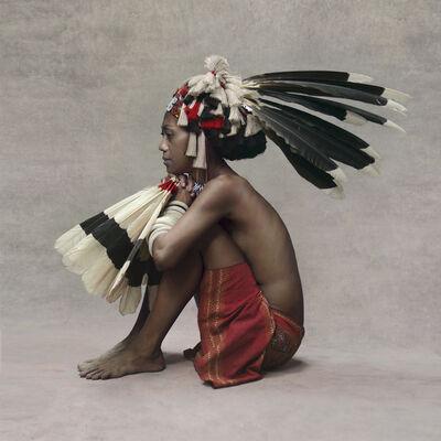 Fred Stichnoth, 'Dancing Girl, Borneo', 2017