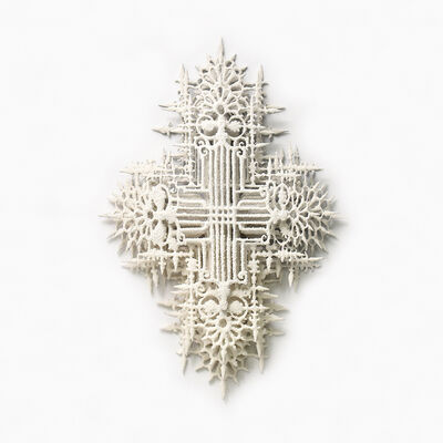 Fumiki Taguchi, 'White Fragment', 2020