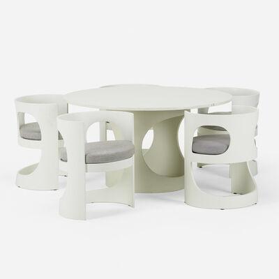 Arne Jacobsen, 'Dining set', 1971