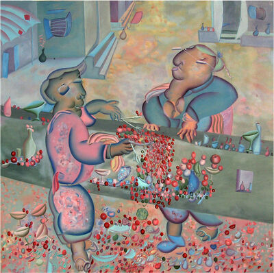 Chintan Zalavadia, 'Egoist Lady', 2014