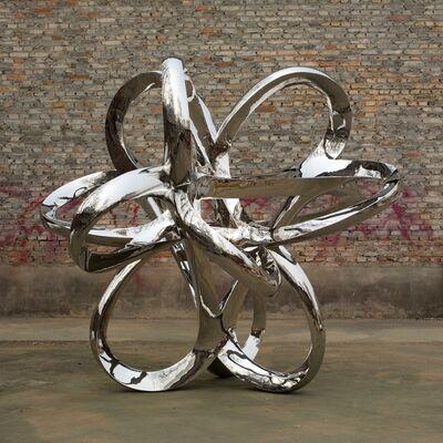 Saint Clair Cemin, 'World As Flow II', 2014