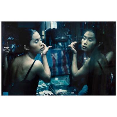 Nan Goldin, 'C. Putting on her Make-Up, Bangkok, 1992', 1992