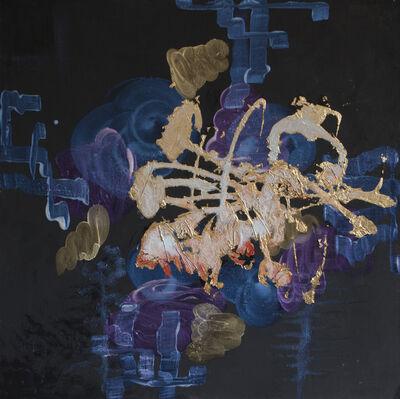 Peggy Cyphers, 'Flower Vortex', 2017