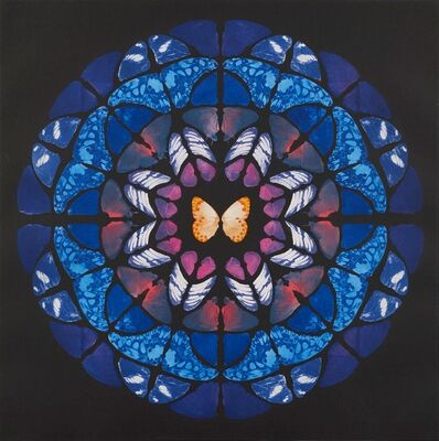 Damien Hirst, 'Dome (from Sanctum series)', 2009