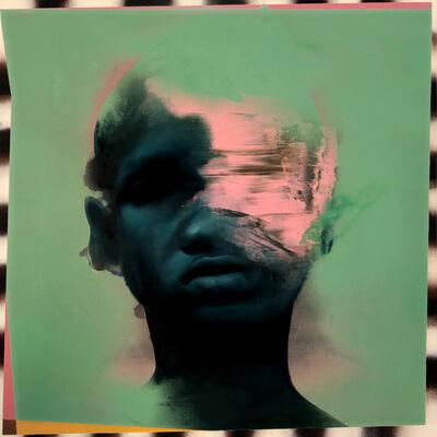 Manu Muñoz, 'Intermittent portrait', 2020