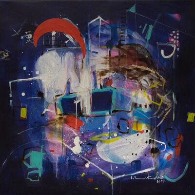 Bouvy Enkobo, 'Zenith ', 2015