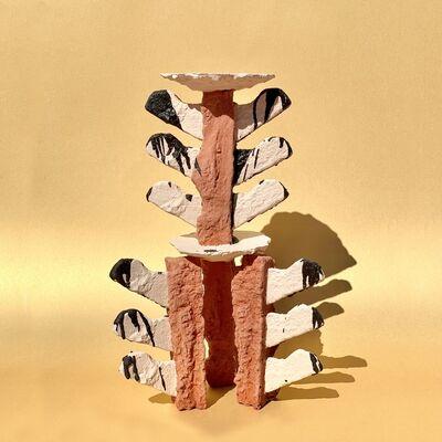 MT Objects, 'Totonac Tall Candelabro # 1', 2021