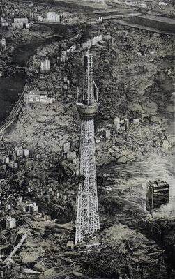 Hisaharu Motoda, 'Tokyo Sky Tree', 2017