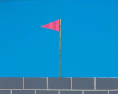 Vonn Cummings Sumner, 'Pink Flag', 2017