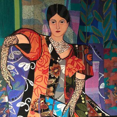 Nevine Mattar, 'Hommage to Olga', 2019