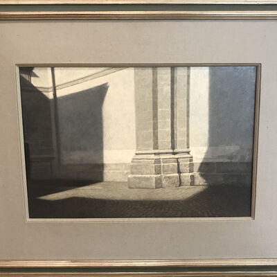 Ken Davies, 'St. James Cathedral, Innesbruck'