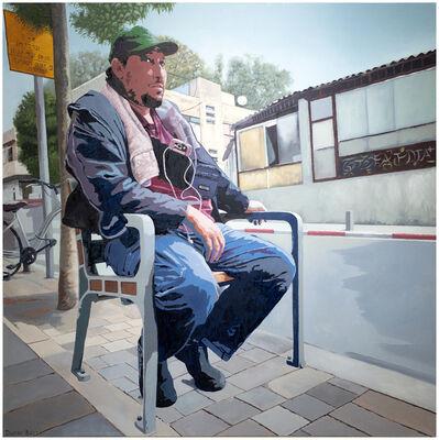 Durar Bacri, 'Gaza Worker Waiting for a Job', 2019