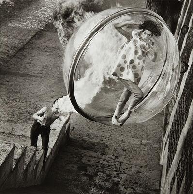 Melvin Sokolsky, 'Le Dragon, Harper's Bazaar, Paris', 1963