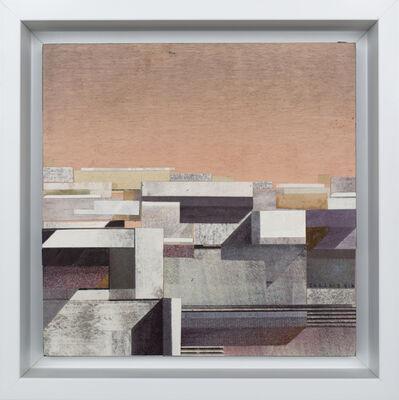 Chazme, 'CONCRET CITY Composition 4 ', 2017