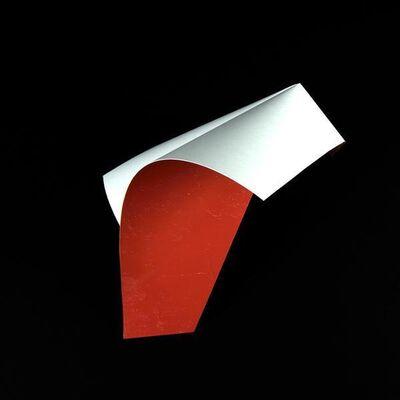 Chris Shepherd, 'Red Brick Wall Folded', 2016