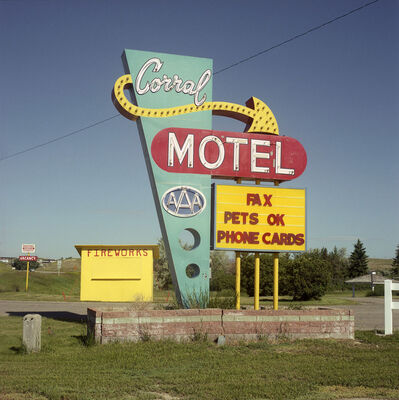Steve Fitch, 'Harlowton, Montana; June', 1998