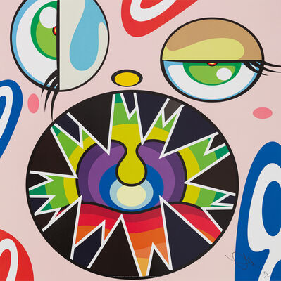 Takashi Murakami, 'We Are the Square Jocular Clan', 2018