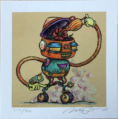 Marq Spusta, 'FlowerBot - Mini (VS05)', 2020